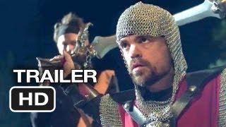 Knights Of Badassdom Official Trailer #1 (2013) - Peter Dinklage LARP Movie HD