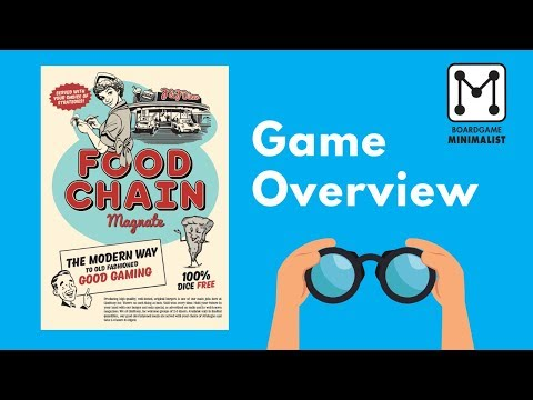 Food Chain Magnate Overview
