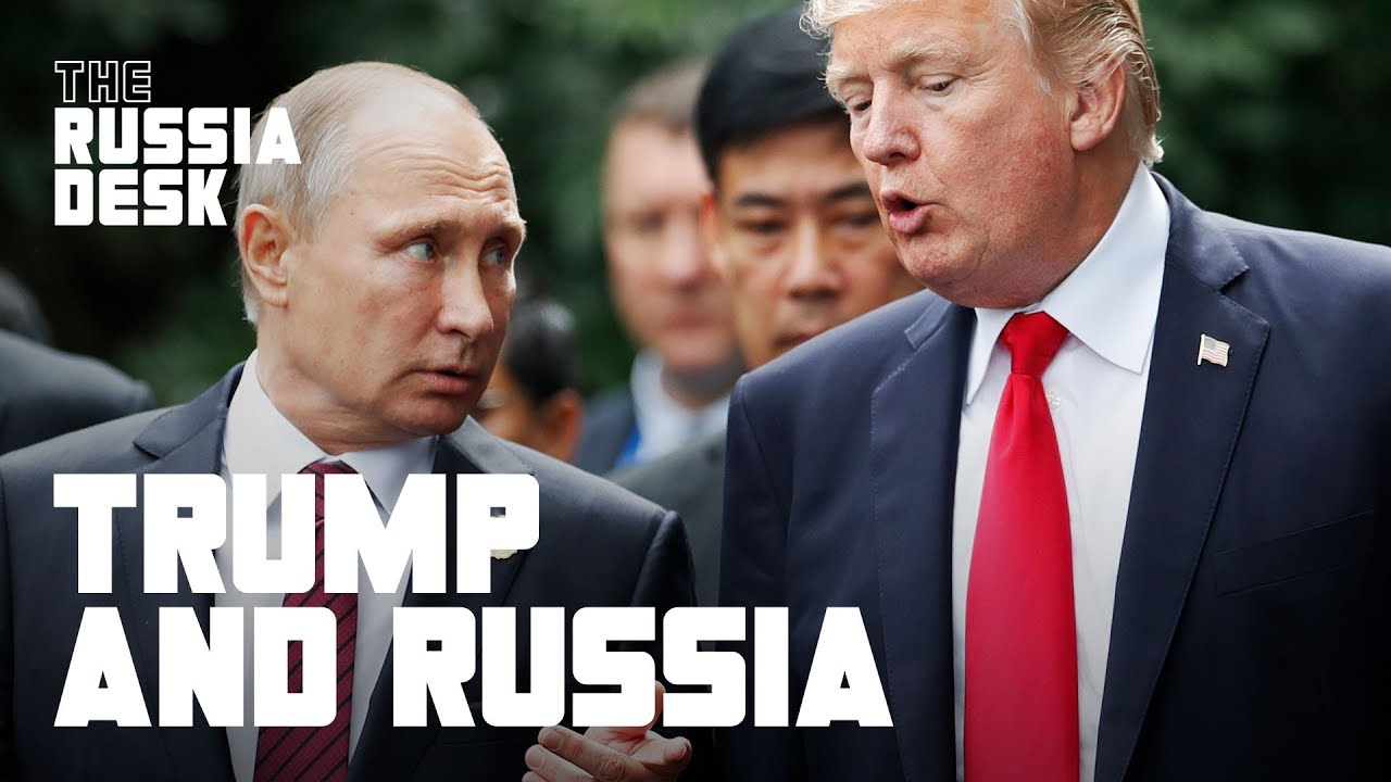 The Moscow Project: Trump-Russia Collusion Presentation   The Russia Desk   NowThis World thumbnail