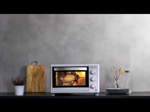 Horno de sobremesa Bake'n'Toast 690 Gyro Cecotec 1500W