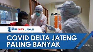148 Kasus Covid-19 Varian Delta Infeksi 6 Provinsi di Indonesia, Kemenkes: Jawa Tengah Paling Banyak