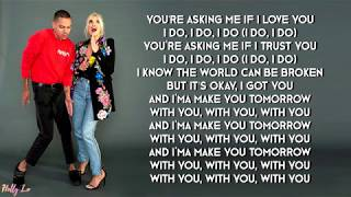 Ashlee & Evan   I Do (with LYRICS)
