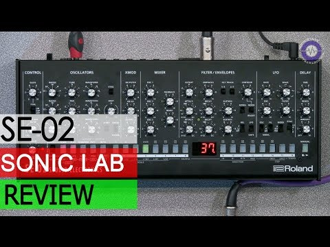 Roland SE-02 Review – Sonic LAB