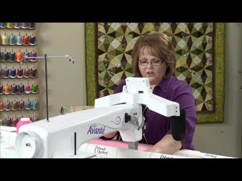 Quilters Academy: Longarm Basics: Rulers - Five Rulers, Unlimited Designs (DVD)