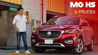MG HS, a prueba: carácter global para un SUV compacto que puede preocupar tus favoritos de siempre