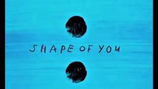 Ed Sheehan - Shape Of You (Stormzy Remix) {Lyrics}