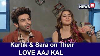 Kartik Aaryan & Sara Ali Khan Interview | Love Aaj Kal 2 | Bollywood | News18 Hindi