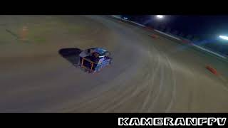 Chasing Race Cars At Barona SpeedWay PT 2 FPV FreeStyle