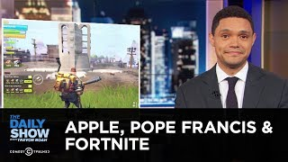 "Apple Wins Capitalism & Parents Enlist ""Fortnite"" Coaches 