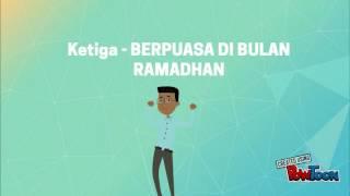 <b>Rukun Islam 5 Perkara</b>