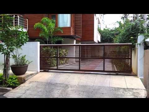 400 / 500 / 600 / 800kg Residential Use Sliding Gate Motors