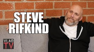 Steve Rifkind on Signing Wu-Tang, Only Label That Let Members Get Solo Deals