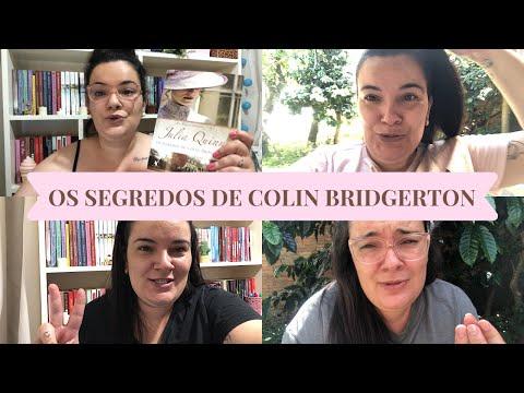 VLOG: OS SEGREDOS DE COLIN BRIDGERTON | COM SPOILER | CATI BORBA