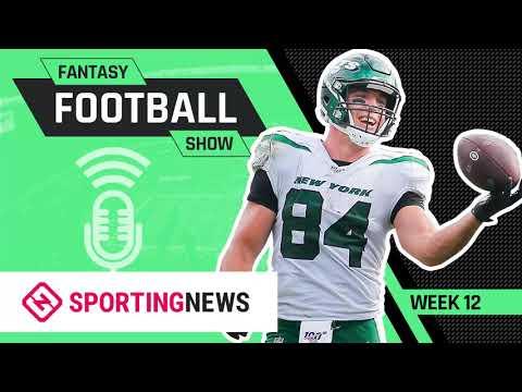 Fantasy Football Show Podcast: 2019 Week 12