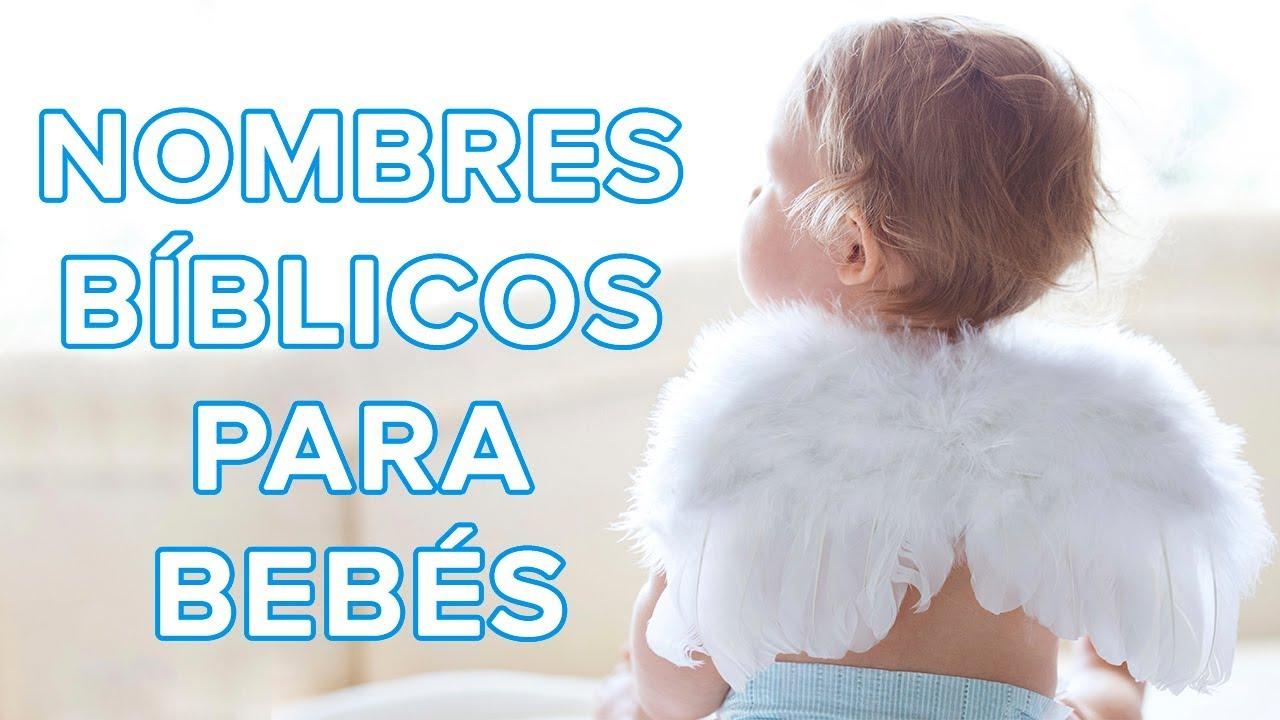Hermosos nombres bíblicos para niños y niñas | Nombres para bebés ????