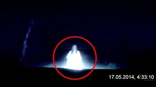 14 Scary Highway Ghost Encounters