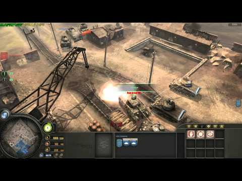 Company Of Heroes Walkthrough Mission 9 Part 3 Hill 192 By
