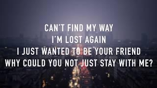 Stuck In The Silence - Aaron Doh (Lyric Video)
