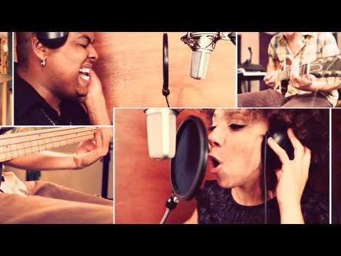 Adele - Rolling in the Deep Mashup w/ Gnarls Barkley - Crazy (Adryon, Octavius, & Toe Knee)