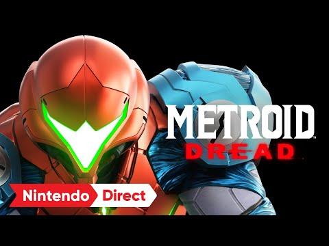 《銀河戰士》系列新作最新遊戲畫面公開[Nintendo Direct | E3 2021]