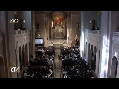 Messe du Pape François et canonisation de Junipero Serra