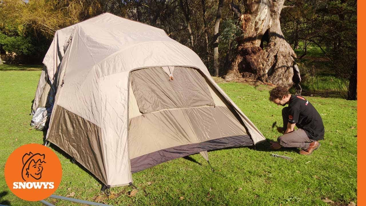 Turbo Lite Twin 240 Tent