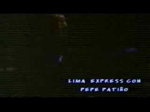 leon espinar - broken laptop en lima express