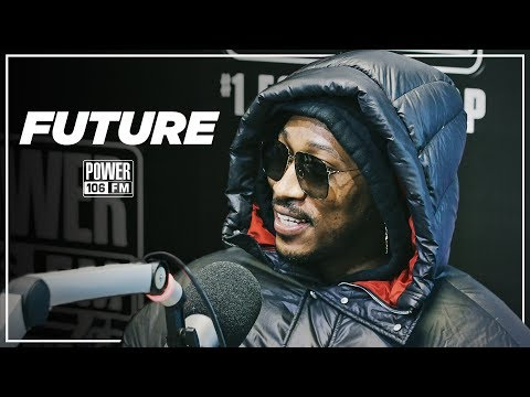 "Future On R. Kelly Getting Too Much Attention, New Album, ""Jumpin On A Jet"" & More"