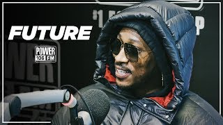 """Future On R. Kelly Getting Too Much Attention, New Album, """"Jumpin On A Jet"""" & More"""
