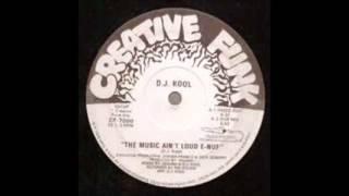 DJ KOOL (THE MUSIC AIN'T LOUD ENUFF)! THE D.C. MIX ( OKAY!!)