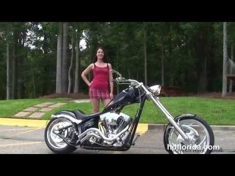 Used 2006 Big Dog Custom Chopper Motorcycles for sale