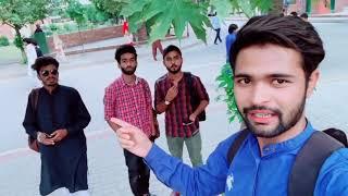 A Day in Arid Agricultural university Rawalpindi ,Pakistan