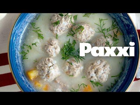 Γιουβαρλάκια αυγολέμονο: Η απόλυτη σούπα του χειμώνα - Paxxi E62