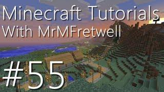 Minecraft Tutorials: E55 - Pulse Circuits (Tutorials Season II) (M362)