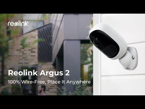 Reolink Argus 2 (1920 x 1080 pixels (Full HD))