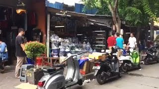 Keluhan Pedagang Keramik Pasar Ular Permai, dari Isu Tanjung Priok Tenggelam hingga Beratnya Pajak