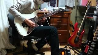 【YMO Technopolis (テクノポリス) COVER 】  シンセ使わずギターとベースで弾きました