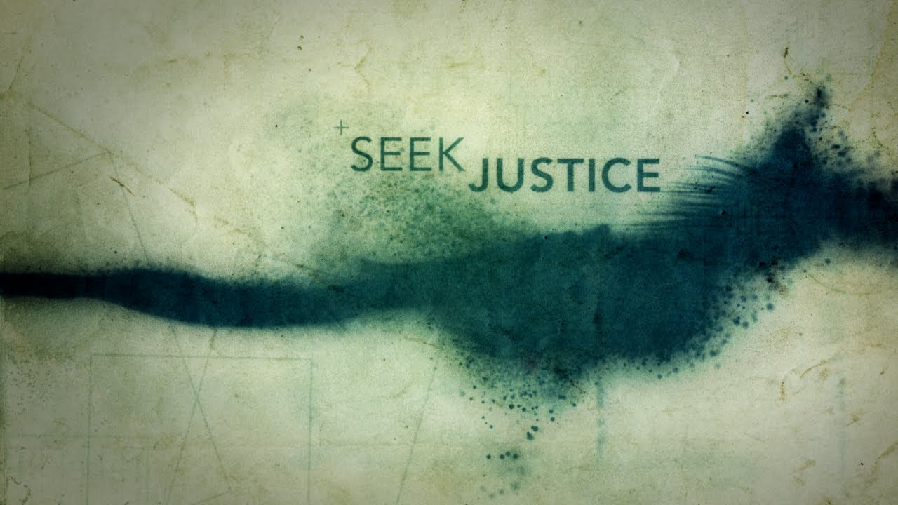 Dan Stevers – Seek Justice