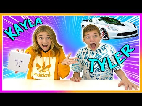 Buying anything that starts with the letters in out name! | We Are The Davises