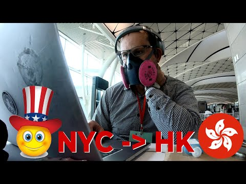 Moving to Hong Kong - Pandemic Travel VLOG