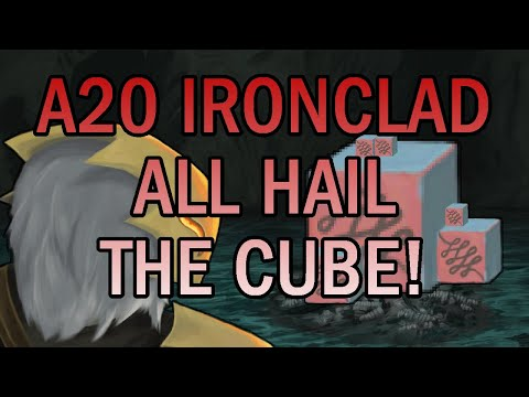 Runic Cube? Why not? | Ascension 20 Ironclad Run | Slay the Spire