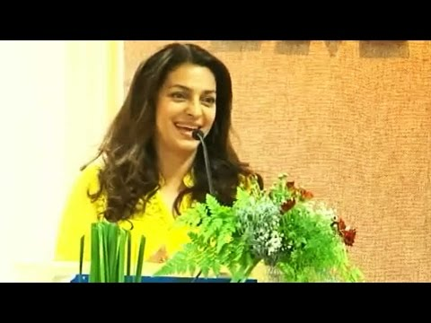 Juhi Chawla Talks Against Mobile Radiation