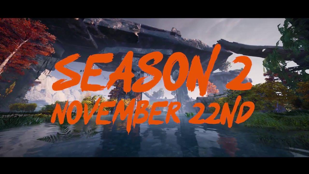 Il survival MMO Last Oasis prepara la Season 2 con molti cambiamenti