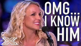 AWKWARD and AMAZING Times That X Factor JUDGES Knew The Contestants | X Factor Global