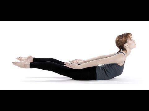 Комплекс упражнений для сглаженного лордоза