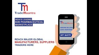 Trade Maantra: Online B2B Directory of Indian Manufacturers, Suppliers