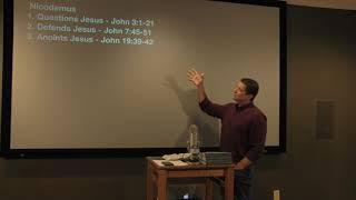 Studies in John - #14: Nicodemus By Night