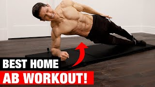 Best Home Ab Workout | 10 Minutes (GUARANTEED!)