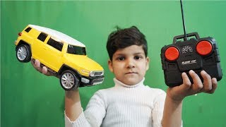 Kids Play with RC CAR | Remote Control Toys Cars for kids!!