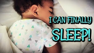 Best Sleep Training Advice EVER! | 9 Month Sleep Regression & Sleep Training Toddler Tip